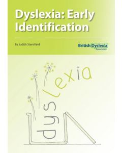 Dyslexia: Early Identification