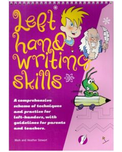 Left Hand Writing Skills Book