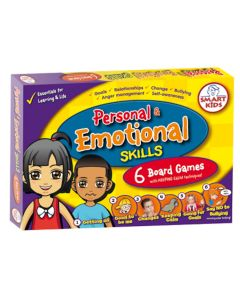6 Personal & Emotional Skills Games
