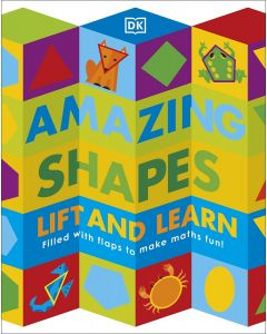 Amazing Shapes : Filled with flaps to make maths fun!