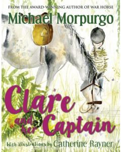 Clare and her Captain (PB)