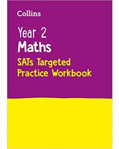 Year 2 Maths KS1 SATs Targeted Practice Workbook : For the 2021 Tests