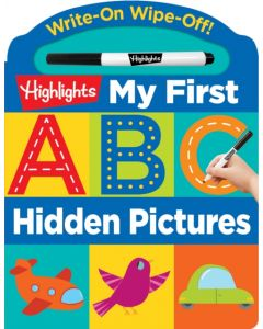 Write-on Wipe-off: My First ABC Hidden Pictures