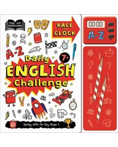 Help With Homework: 7+ English Challenge Pack