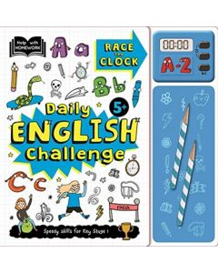 Help With Homework: 5+ English Challenge Pack