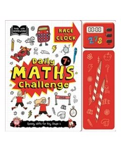 Help With Homework: 7+ Maths Challenge Pack