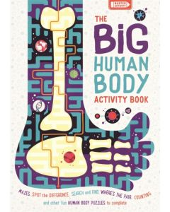 The Big Human Body Activity Book