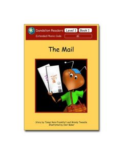 Dandelion Readers, Level 1 'The Mail'