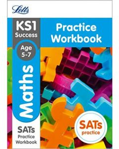 KS1 Maths Revision Success Practice Workbook (Letts - New Curriculum)