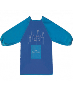Blue Children's Apron