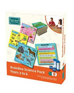 BrainBox Science Pack Years 3 to 6