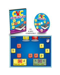 CVC Word Builder CD-Rom - Single User