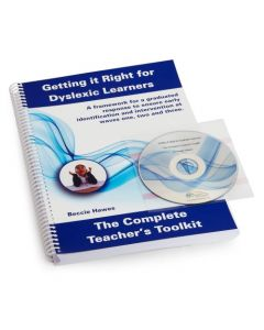 Getting it Right for Dyslexic Learners - The Teacher's Toolkit