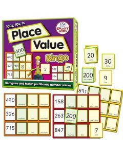 Place Value Bingo (100s, 10s & 1s)