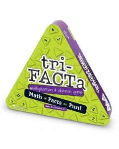 tri-FACTa!™ Maths Game - Multiplication & Division