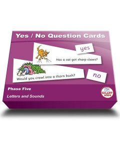 Yes / No Question Cards Phase 5