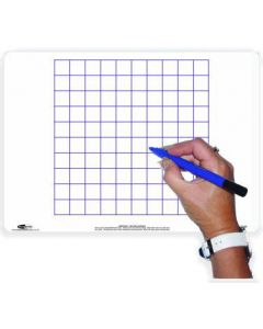 A4 Whiteboard Set - Grid