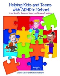Helping Kids and Teens with ADHD in School