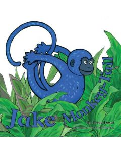 Jake Monkey-Tail Spelling Book
