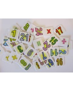 Little box of Brain Busters Numbers & Symbols