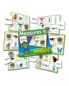 Measures Bingo!