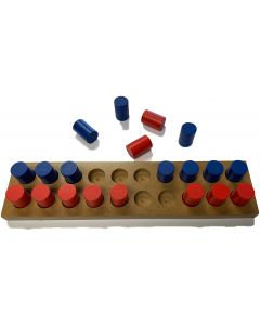 20 Peg Board (Plug Panel Number Space 20)