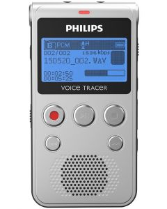Philips DVT1300 Digital Voice Tracer (includes Dragon Naturally Speaking Update Recorder Edition)