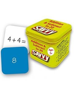 Savvy Maths Games - Addition & Subtraction to 20