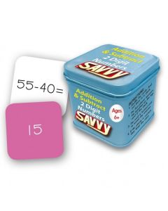 Savvy Maths Games - Addition & Subtraction With 2 Digit Numbers
