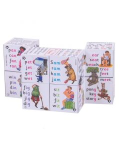 Spelling Learning Cube Book