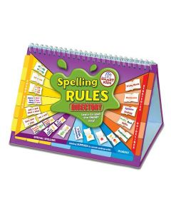 Spelling Rules Directory Flip Book
