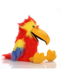 Squawking Macaw Puppet