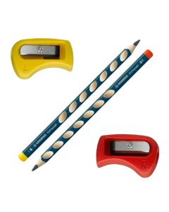 Stabilo EASYGraph Pencil and Sharpener Set