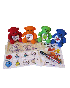 Talk with Teddies Communication Kit