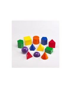 Geometric Solids - Pk12