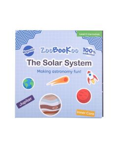 The Solar System - Magnet Book