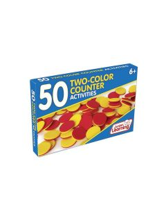 50 Two-Colour Counter Activities