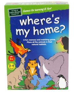 Where's My Home?